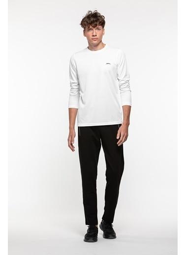 Slazenger Sweatshirt Beyaz
